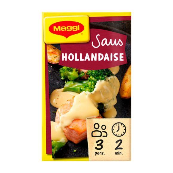 Maggi Hollandaise saus kant-en-klaar product photo