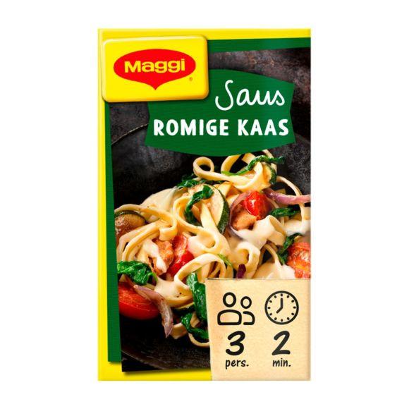 Maggi Kaassaus kant-en-klaar product photo