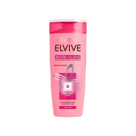 L'Oreal Paris Elvive Shampoo nutri-gloss product photo