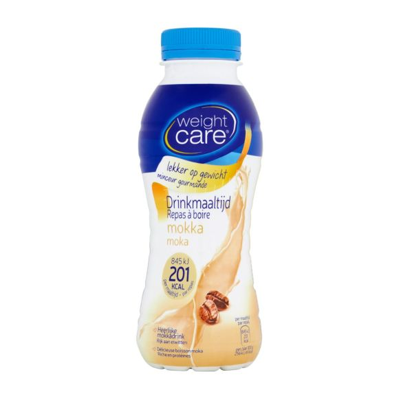Weight Care Drinkmaaltijd mokka product photo