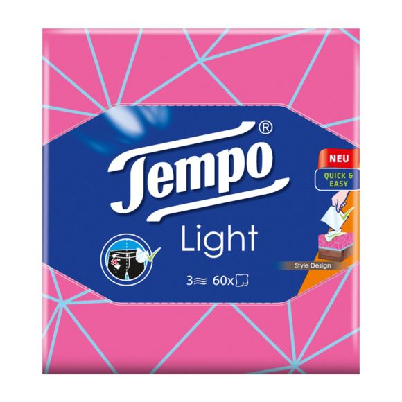 Tempo Tissues 3 laags light product photo