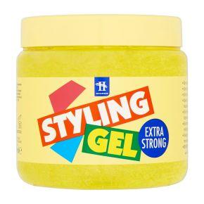 Hegron styling gel extra strong product photo