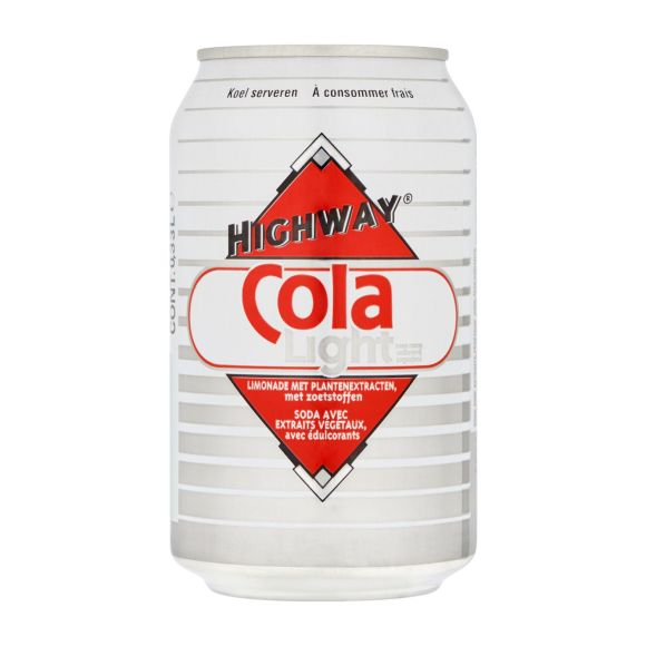 Highway Cola light product photo