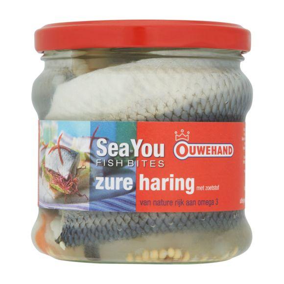 Ouwehand Zure haring product photo