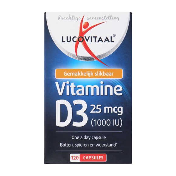 Lucovitaal vitamine D3 product photo