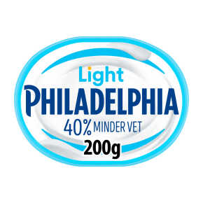Philadelphia Roomkaas light product photo
