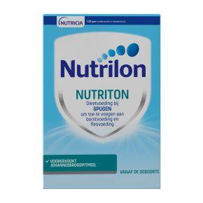 Nutrilon Nutriton 0+ Maanden 135 g product photo