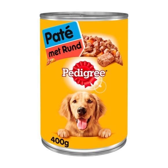 Pedigree Paté met rundvlees product photo