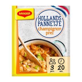 Maggi Hollands pannetje champignon prei product photo