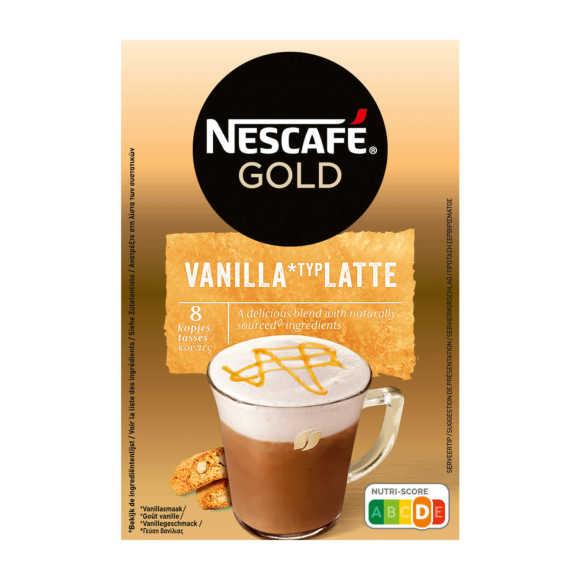 Nescafé Vanilla Latte product photo