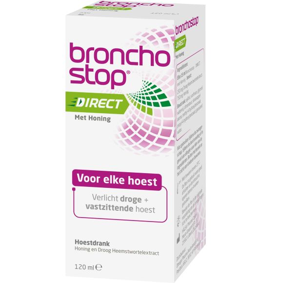 Direct met Honing 120 ml product photo