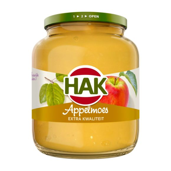 HAK Appelmoes product photo