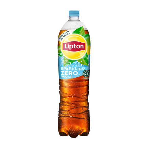 Lipton Ice tea zero sparkling product photo