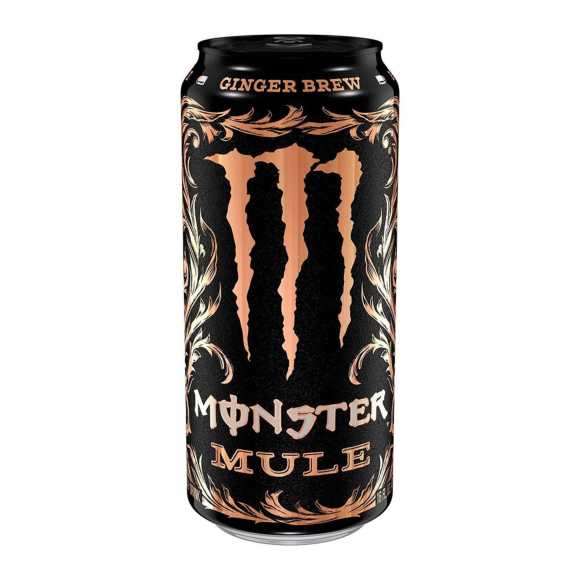 Monster Ginger ultra mule ginger brew product photo