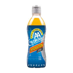 AA Drink Hydration zero sugar product photo