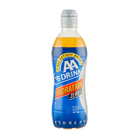 AA Drink Hydration Zero Sugar 500 ml product photo