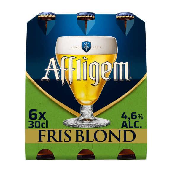 Affligem Fris blond speciaal bier product photo