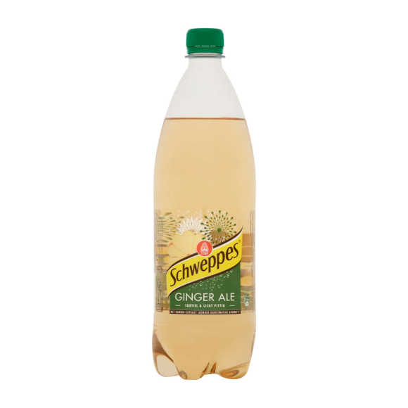 Schweppes Ginger ale product photo