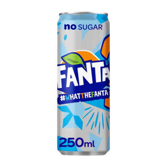 Fanta What the fanta zero product photo