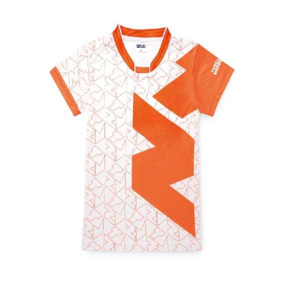 Soufiane Touzani Shirt oranje maat 10 product photo