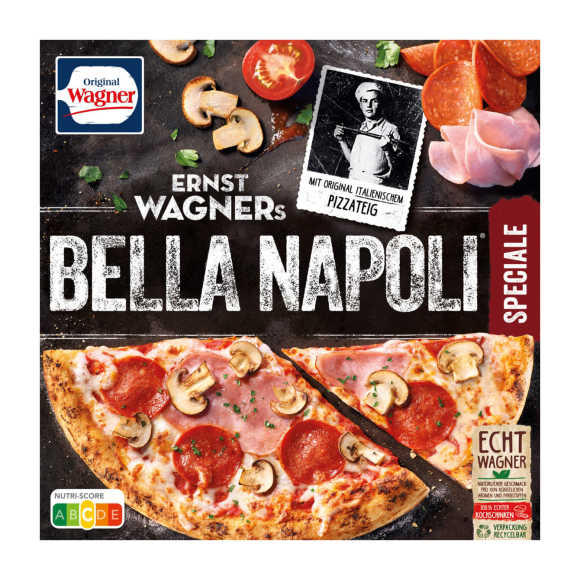 Wagner Bella napoli speciale product photo