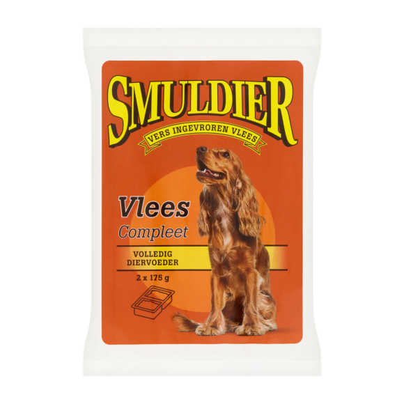 Smuldier Diervoeding vlees compleet product photo