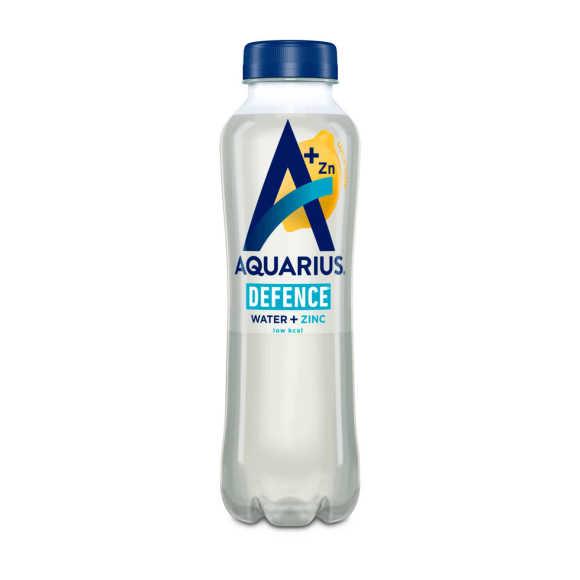 Aquarius Water + Zink & Citroen 400 ml product photo