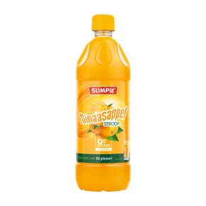 Slimpie Sinaasappel 0% siroop product photo