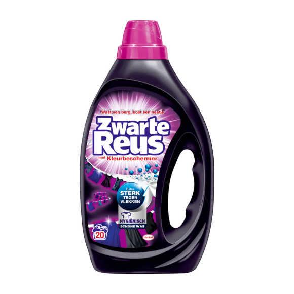 Witte Reus Wasmiddel vloeibaar zwarte reus product photo