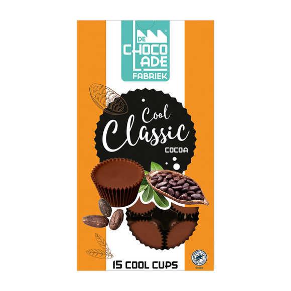 De Chocoladefabriek Classic cool cups product photo