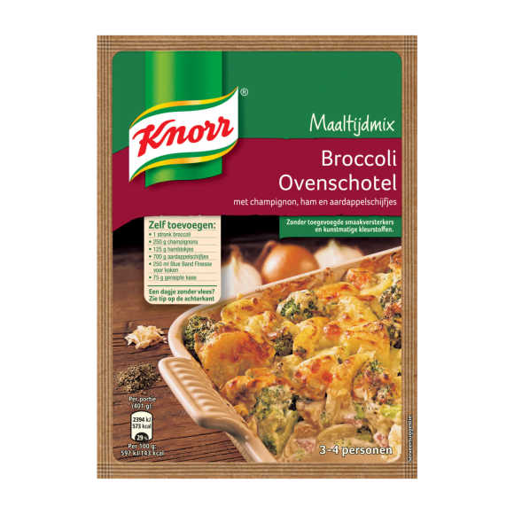 Knorr Mix broccoli ovenschotel product photo