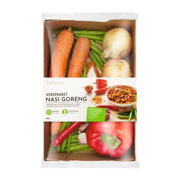 Fresh & Easy Verspakket nasi goreng product photo