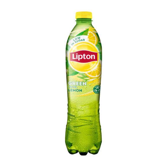 Lipton Ice tea green lemon product photo