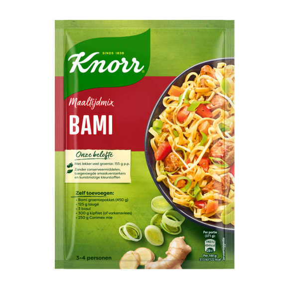 Knorr Mix voor bami product photo