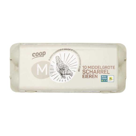 Scharreleieren M product photo