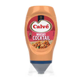 Calvé Whiskey cocktailsaus product photo