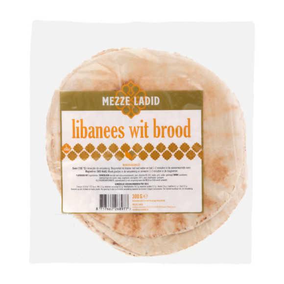 Mezze Ladid Libanees brood product photo