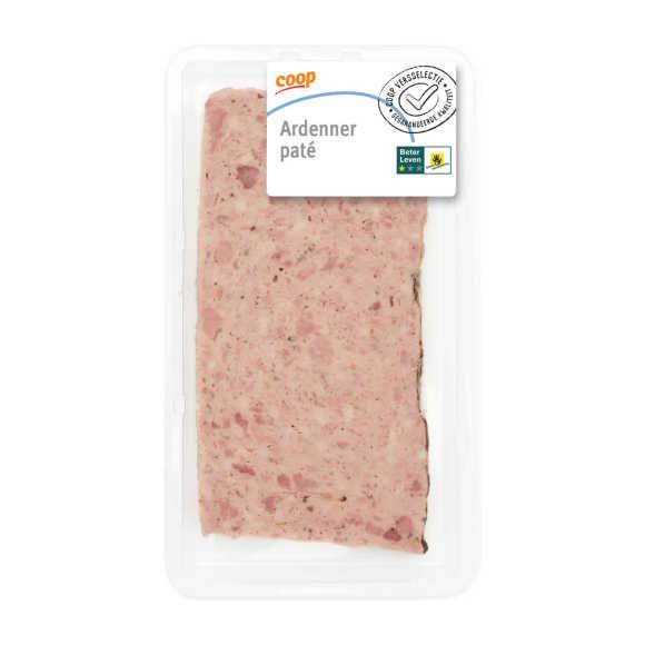 Ardenner paté product photo