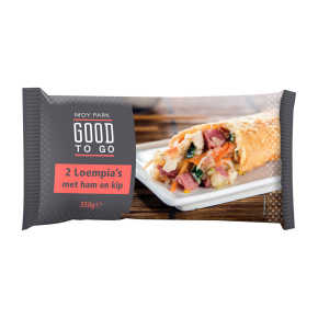 Good To Go Loempia ham-kip product photo