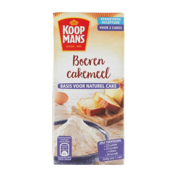 Koopmans Boerencakemeel product photo