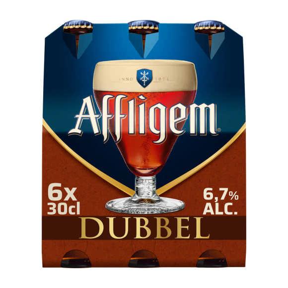 Affligem Dubbel speciaal bier product photo