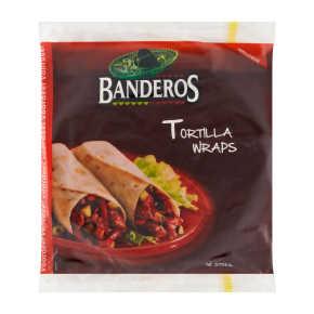 BanderosTortilla wraps original voordeel product photo
