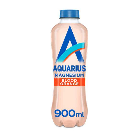 Aquarius Hydration  blood orange product photo