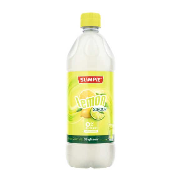 Slimpie Lemon 0% siroop product photo