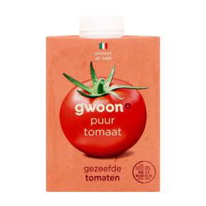 g'woon Gezeefde tomaten product photo
