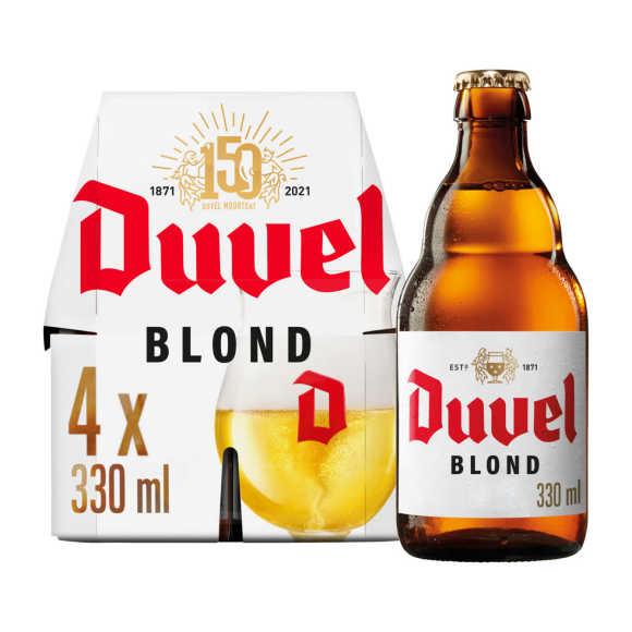 Duvel speciaal bier product photo