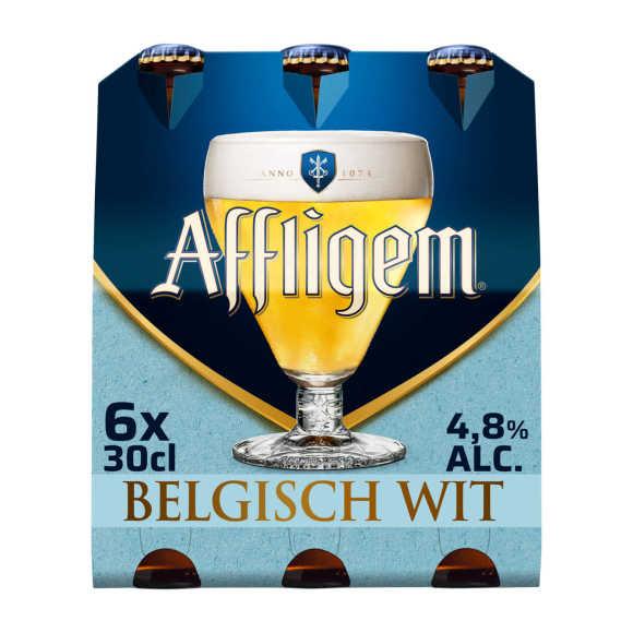 Affligem Belgisch wit speciaal bier product photo