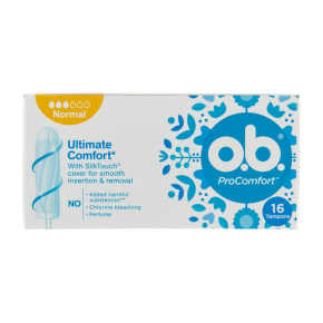 O.B. Tampons pro comfort normal product photo