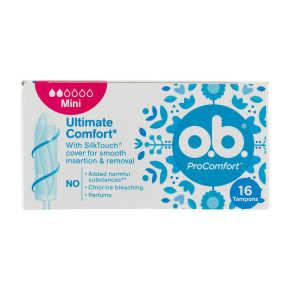 O.B. Tampons procomfort mini product photo