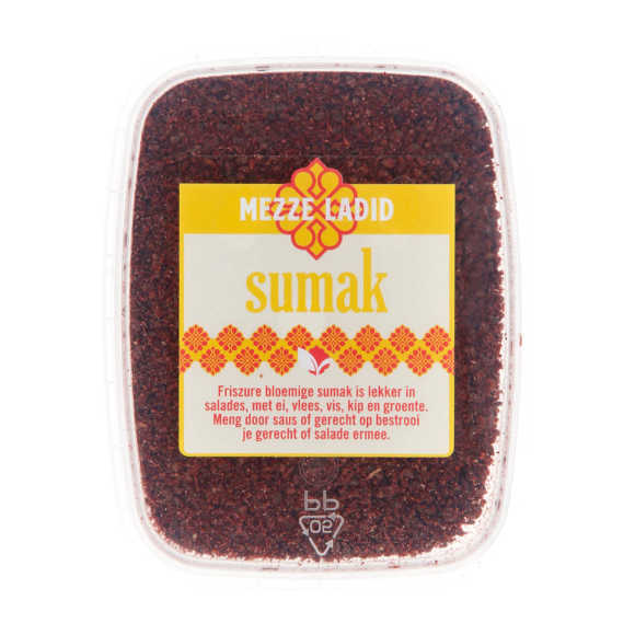 Mezze Ladid Kruidenmix sumak product photo